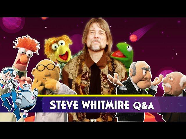 Steve Whitmire Q&A