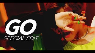 NCT DREAM - 'GO' Stage Mix(교차편집) Special Edit.