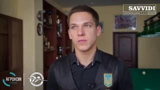 Ярослав Тарновецкий вновь на Саввиди и снова в числе лучших спортсменов