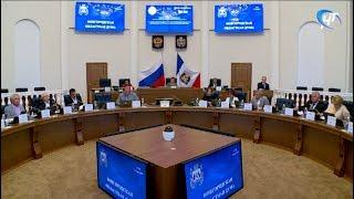 Депутаты областной думы обсудили финансирование системы фотофиксации нарушений ПДД