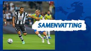 RKC Waalwijk komt tekort in Almelo | Samenvatting Heracles Almelo - RKC Waalwijk (21/22)