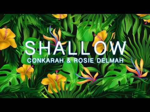 Shallow - Lady Gaga & Bradley Cooper (Conkarah & Rosie Delmah Reggae Cover) | Conkarah | Reggae 2019