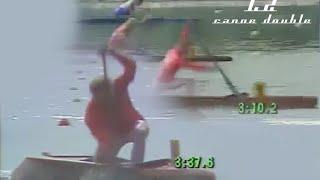 C1 1000m men ICF Canoe Sprint World Championships Plovdiv 1989