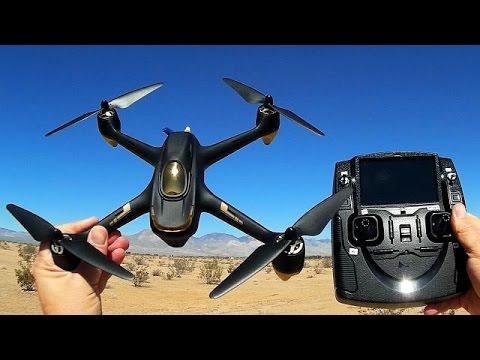 Hubsan H501S Follow Me Drone Flight Test Review