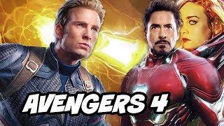 Avengers 4 Comic Con Panel - Chris Evans Explains Captain America's Final Scene