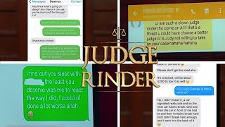 Funniest Text Messages! | Judge Rinder