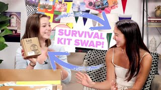 College Students Swap Mystery Gift Boxes