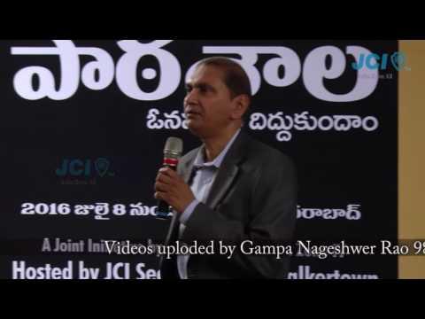 Development In India |AS Murthy | Hyd Patashala 2016-Part1