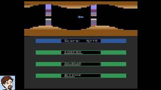 Atari 2600 - Cavern blaster (Laser Gates)