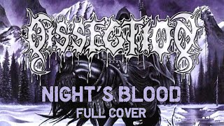 Dissection - Night's Blood - Complete cover