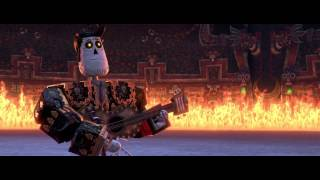 The Apology Song: The Book of Life - Diego Luna