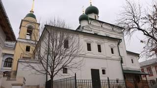 Закопанная Москва. Под Храмом на  Варварке найден другой храм.