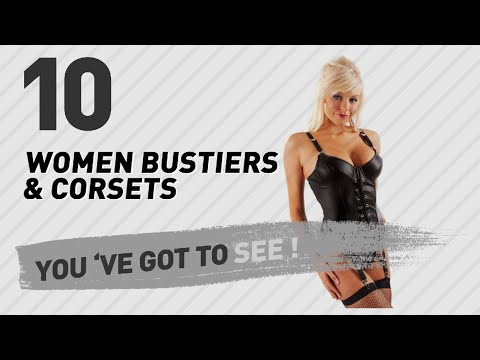 Honour Women Bustiers & Corsets // Top 10 Best Sellers