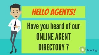 iBanding FREE Agent Online Directory