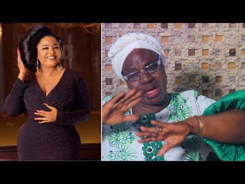 Legendary Actor Mama Rainbow Wishes Bimbo Afolayan a Happy Birthday