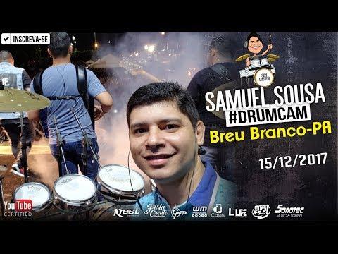 #DrumCam em Breu Branco-PA 15/12/17