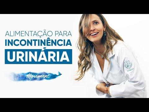 Imagem ilustrativa do vídeo: O que COMER na INCONTINÊNCIA URINÁRIA