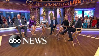 'Roma,' 'The Favourite' score most Oscar nominations