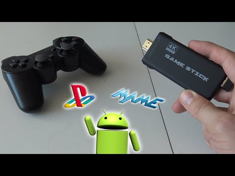 Next Generation Retro Plug and Play Dongle HDMI 4K Console