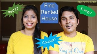 How To Find House For Rent In UK | Glasgow | Tips For Rented House | Life In UK