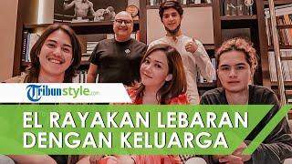 Study Kelar, El Rumi Lebaran di Indonesia Bersama Keluarga, Maia Estianty Ungkap Rasa Bahagianya