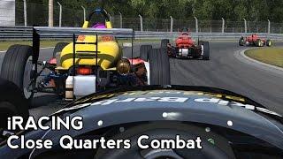 iRacing : Close Quarters Combat (Skip Barber @ Monza Junior)