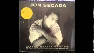 Jon Secada  Do You Really Want West end 7 Mix