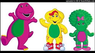 Barney, BJ & Baby Bop - The Raindrop Song