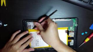 Acer Iconia Tab A3-40 LCD replace disassembly