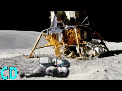 Co kdyby Apollo na Měsíci havarovalo?