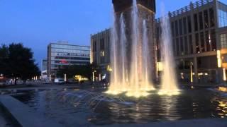 preview picture of video 'Im Zentrum von Chemnitz'