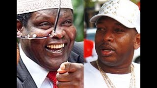 Miguna Miguna claims that he knows how his fellow gubernatorial candidates are part of cartels