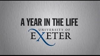 preview picture of video 'A year in the life of the University of Exeter'