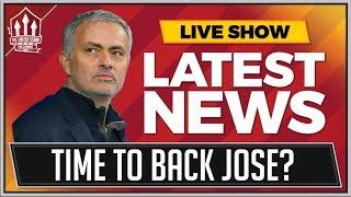 Mourinho Slammed by Media! Man Utd News Now