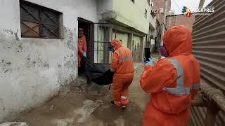 Coronvirus: Peru a depăşit 100.000 de cazuri şi 3.000 de decese cauzate de COVID-19