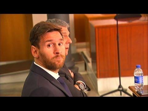 Video: La Justicia confirma condena por fraude fiscal a Leo Messi
