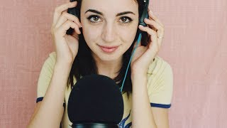 Whispering Your Name   K Z Name Trigger ASMR (May Edition)