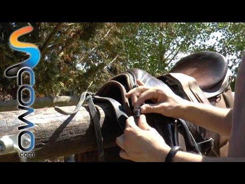 Cómo poner el pechopetral al caballo
