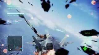 Ace Combat Infinity Huge August Update!