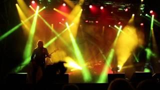 EUROPE Demon head @ Väsby rockfestival 2014 Upplands Väsby