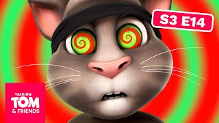 Tom the Brave - Talking Tom and Friends | Season 3 Episode 14