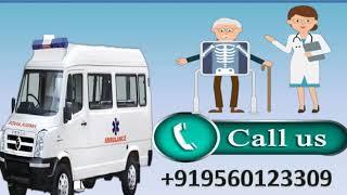 Select Life Saving Road Ambulance Service in Bokaro and Jamshedpur