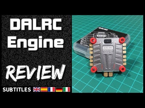 Dalrc Engine Blheli32 - ESC Review