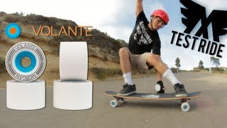 Volante Morgans Test Ride | MuirSkate Longboard Shop
