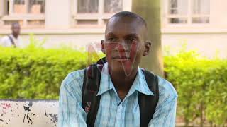 Henry Ssubi; How a viral photo changed a Makerere student's life