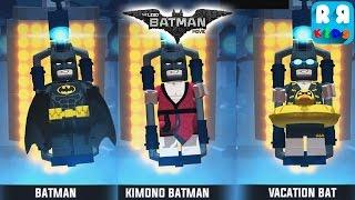 The LEGO Batman Movie Game - Batman, Kimono Batman, Vacation Batman Part 28