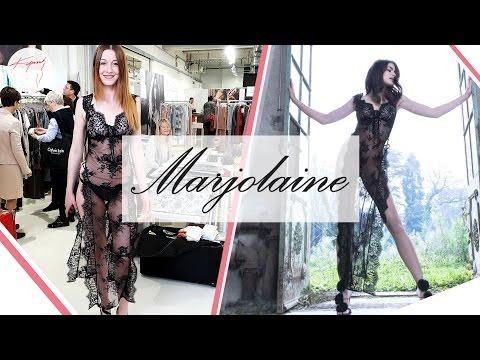 Marjolaine - Exklusive Nachtwäsche in Seide & Spitze vom Luxuslabel