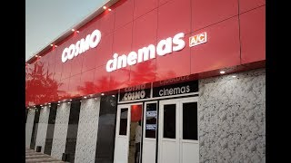 COSMO CINEMAS(AC) |  சிறுவலூர் | Village theater