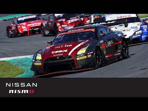 スーパーGT 第4戦もてぎ NISSAN GT-R勢のハイライト動画