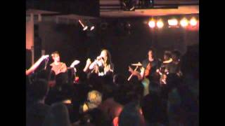 Strike Anywhere ' Hollywood Cemetery' - Club 299, Brisbane AUS Mar 2007
